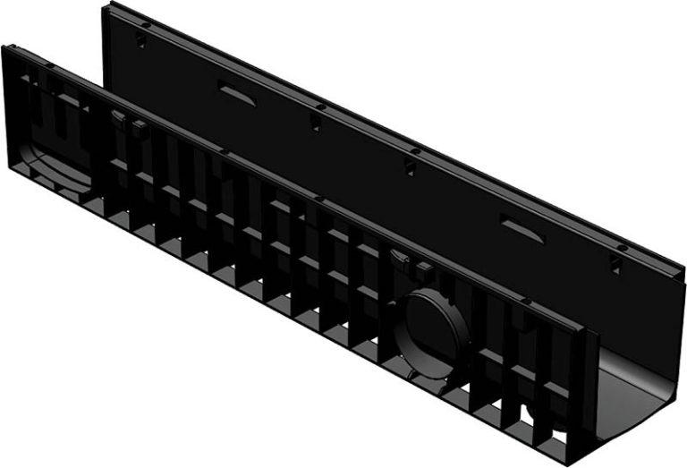 Лоток пластиковый Standart 150 (высота 185 мм)