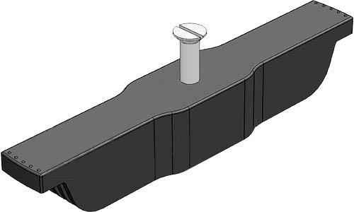 Крепеж для пластиковых лотков Standart 200