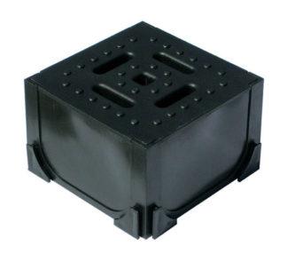 Угловой элемент для пластиковых лотков Top