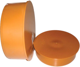 Заглушка для трубы наружной канализации